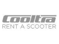 logo cooltra rent a scooter