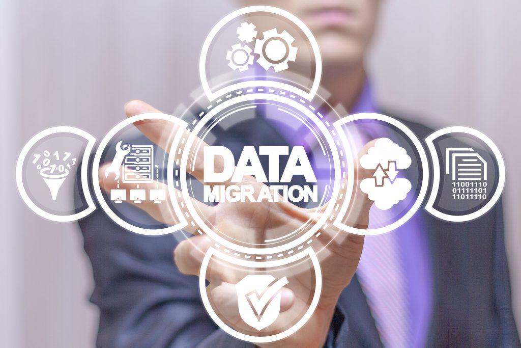 ausum cloud migracion de datos